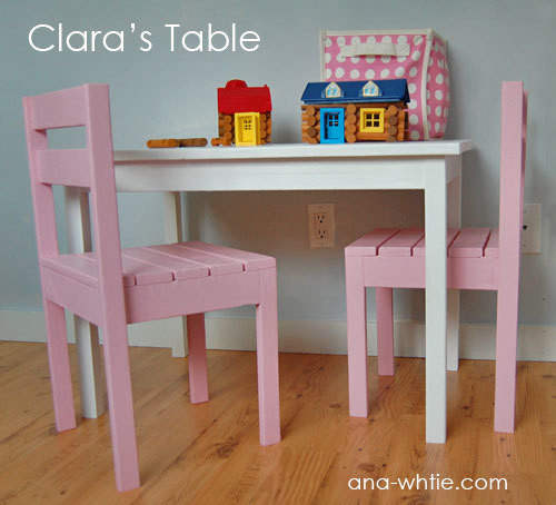 Best ideas about DIY Kids Chair . Save or Pin Ana White Now.