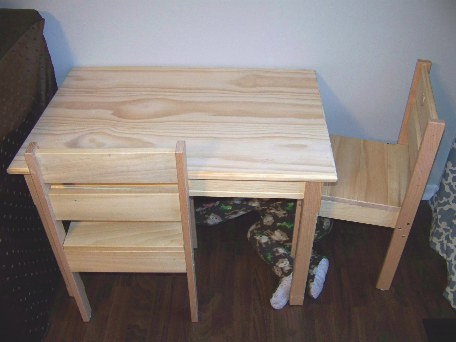 Best ideas about DIY Kids Chair . Save or Pin DIY Kids Table & Chairs – Mary Martha Mama Now.