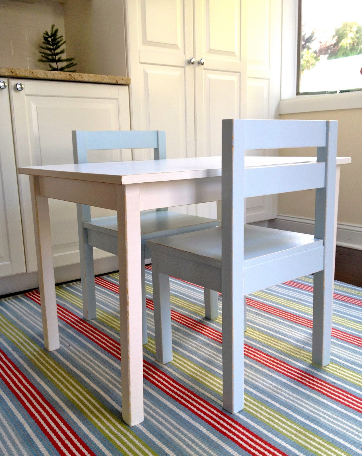Best ideas about DIY Kids Chair . Save or Pin DIY Kids Table with Chairs Jaime Costiglio Now.