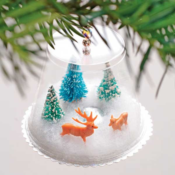 Best ideas about DIY Kids Christmas Ornaments . Save or Pin Top 38 Easy and Cheap DIY Christmas Crafts Kids Can Make Now.