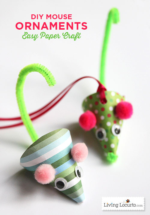 Best ideas about DIY Kids Christmas Ornaments . Save or Pin 40 Homemade Christmas Ornaments Kitchen Fun With My 3 Sons Now.