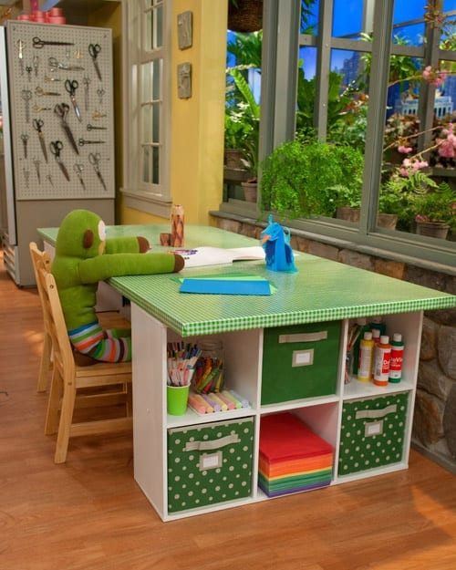 Best ideas about DIY Kids Craft Table . Save or Pin Organizing kids room 40 days to home organization Your Now.