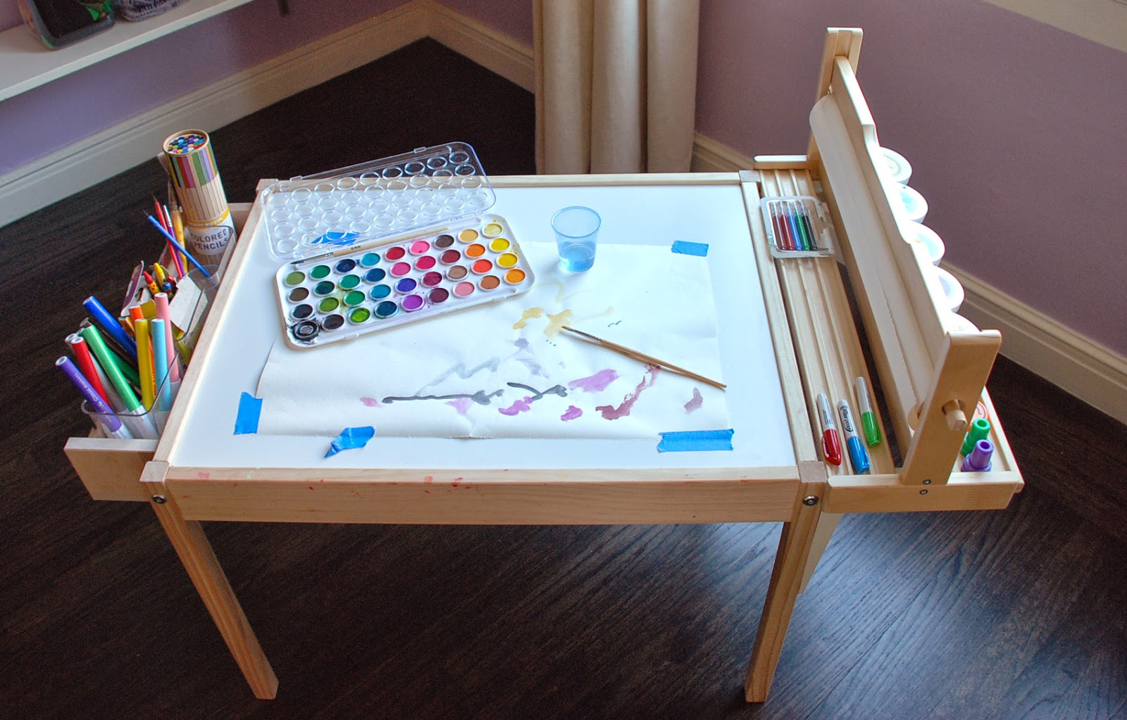 Best ideas about DIY Kids Craft Table . Save or Pin Design Ingenuity DIY Kids Craft Table Now.