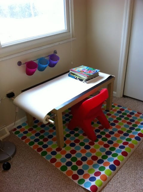 Best ideas about DIY Kids Craft Table . Save or Pin 15 Cool DIY Kids Tables From IKEA Now.
