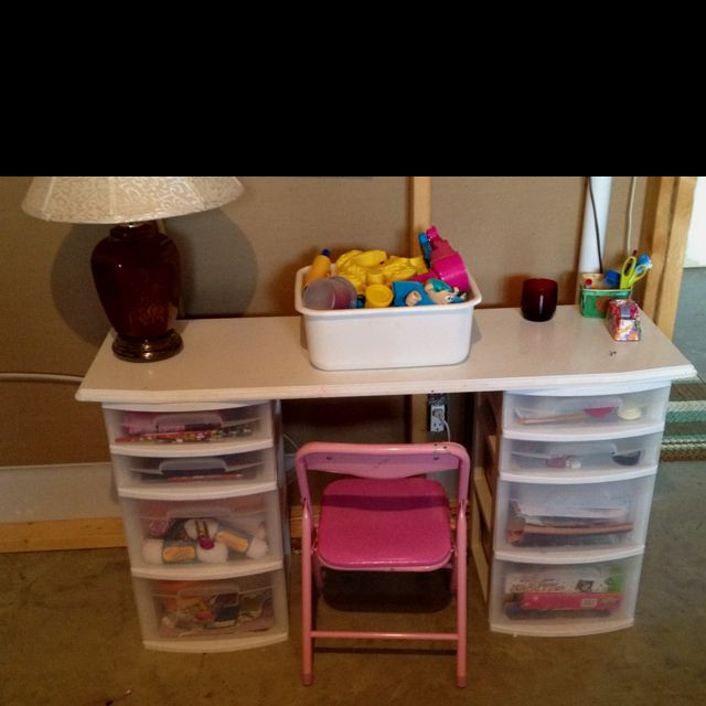 Best ideas about DIY Kids Desks . Save or Pin Best 25 Kid desk ideas on Pinterest Now.