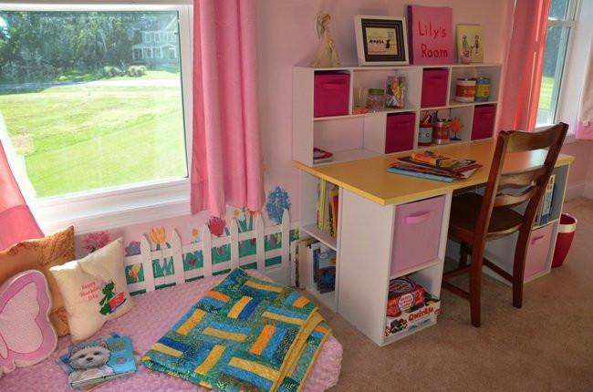 Best ideas about DIY Kids Desks . Save or Pin DIY Desk for Kids Bob Vila Now.