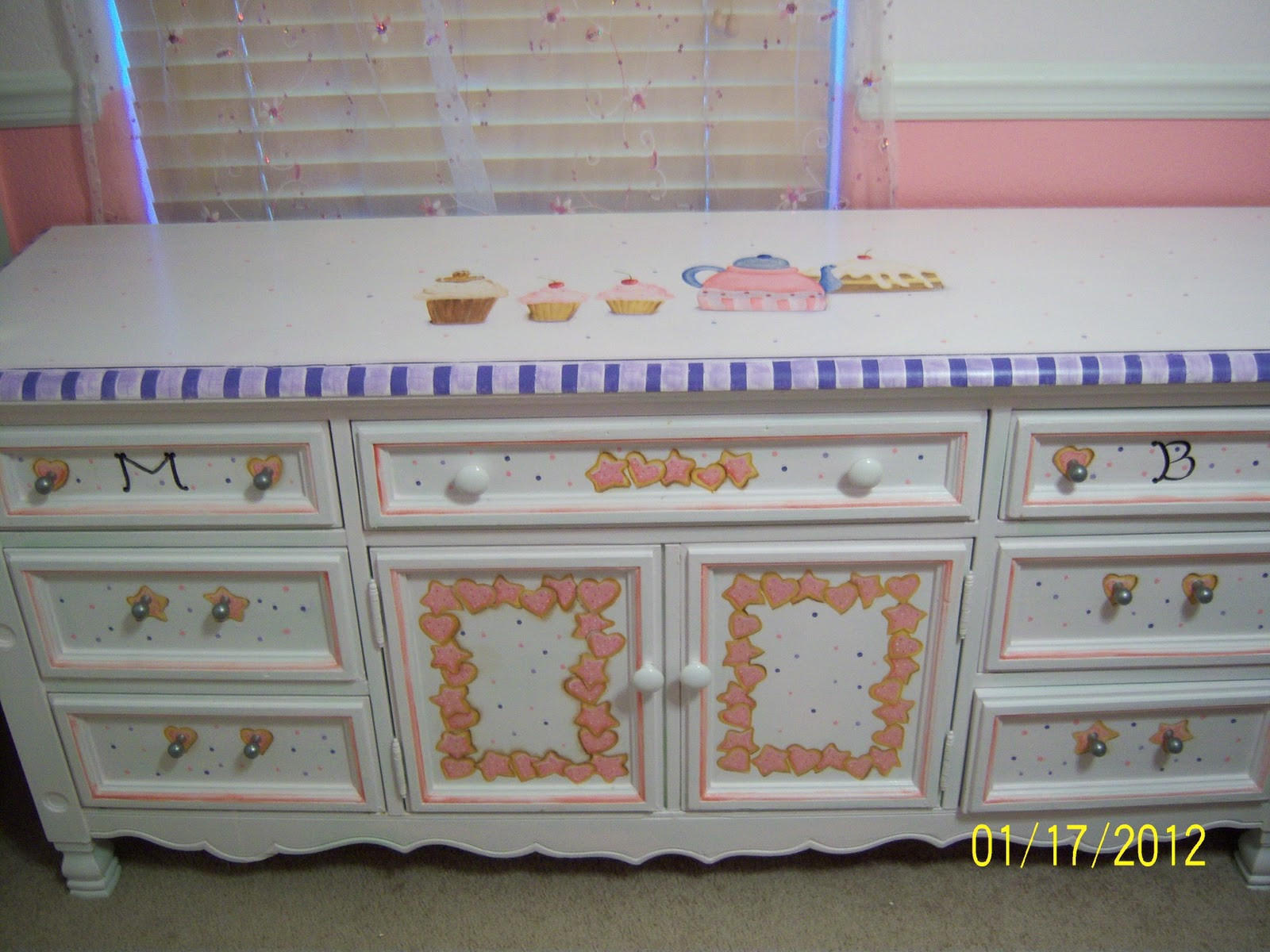 Best ideas about DIY Kids Dresser . Save or Pin Rosy Creations Diy Children s Dresser Redo Now.