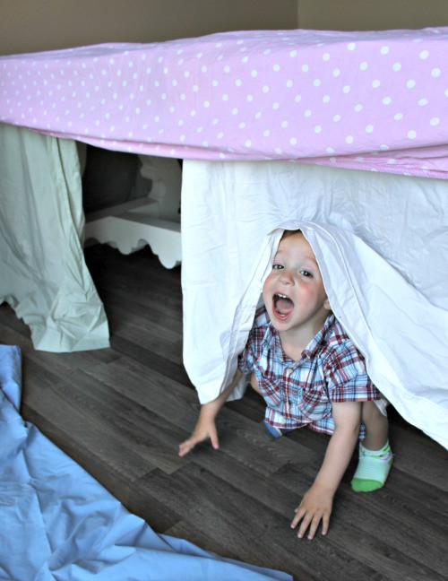 Best ideas about DIY Kids Fort . Save or Pin AMAZING DIY Kids Forts How Wee Learn Now.