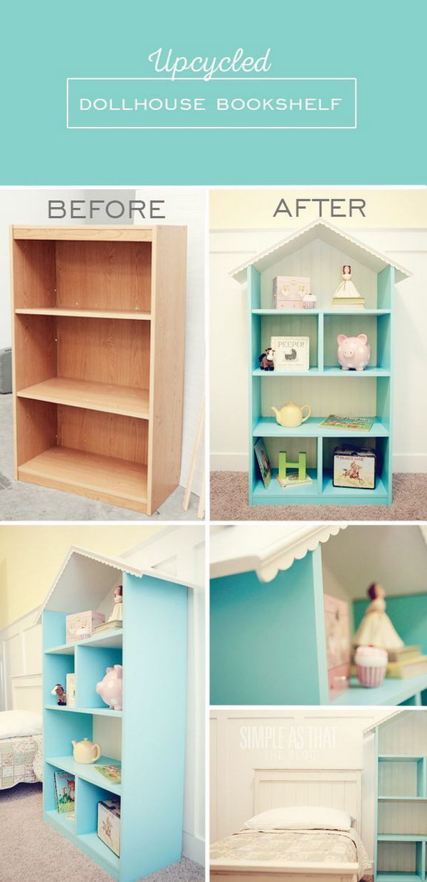 Best ideas about DIY Kids Furniture . Save or Pin 15 DIY Furniture Makeover Ideas & Tutorials for Kids Hative Now.