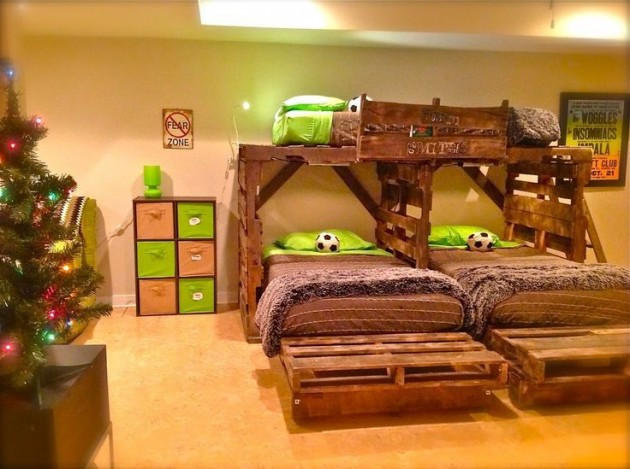 Best ideas about DIY Kids Furniture . Save or Pin Top 31 The Coolest DIY Kids Pallet Furniture Ideas That Now.