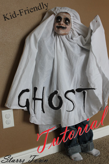 Best ideas about DIY Kids Ghost Costume . Save or Pin DIY Homemade Halloween Costumes for Kids Now.