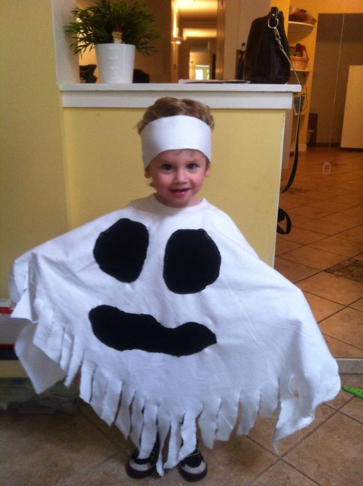 Best ideas about DIY Kids Ghost Costume . Save or Pin Ghost Costume Now.
