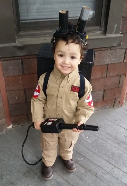 Best ideas about DIY Kids Ghostbuster Costume . Save or Pin 26 Cutest Halloween Costumes For Little Boys Styleoholic Now.
