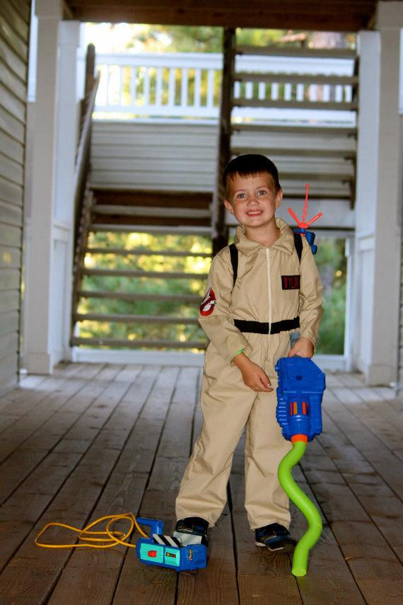 Best ideas about DIY Kids Ghostbuster Costume . Save or Pin Kids Ghostbusters Costume Ghostbuster Uniform by Now.
