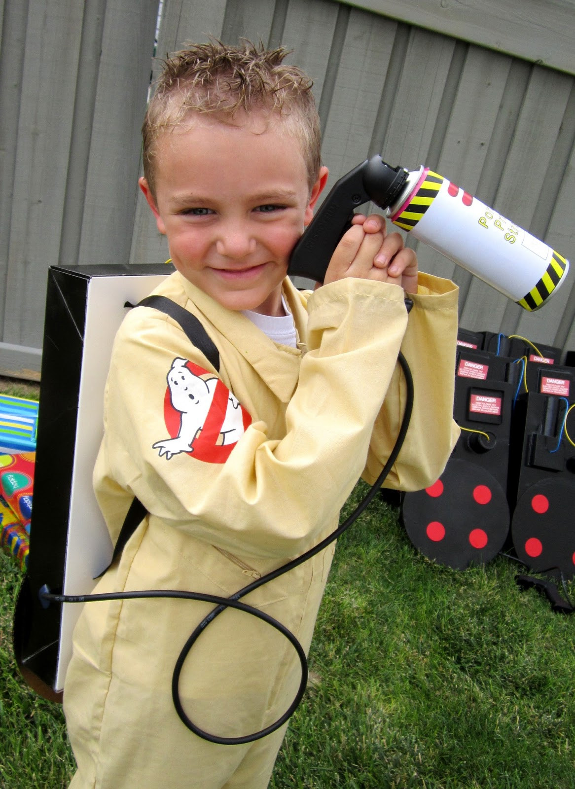 Best ideas about DIY Kids Ghostbuster Costume . Save or Pin Sweeten Your Day Events Kids GB Proton Pack Tutorial Now.