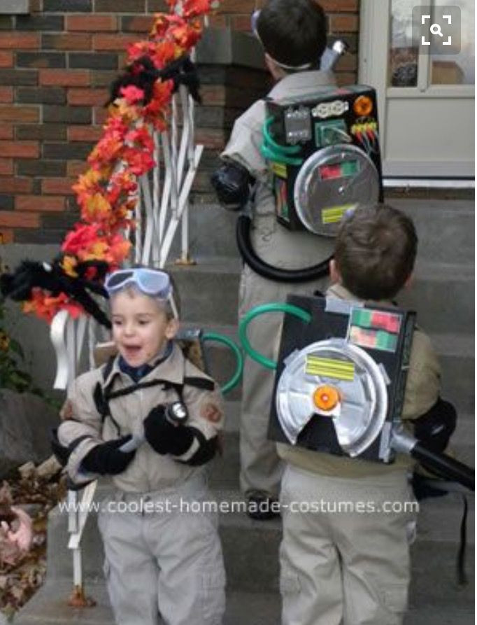 Best ideas about DIY Kids Ghostbuster Costume . Save or Pin 65 best Cool Ghostbuster Costume Ideas images on Pinterest Now.