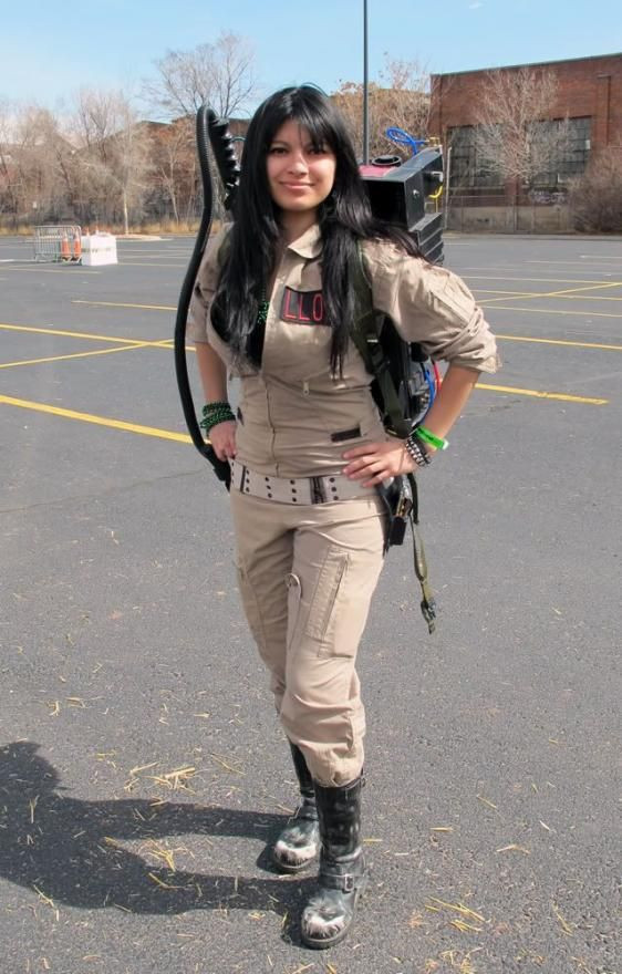 Best ideas about DIY Kids Ghostbuster Costume . Save or Pin A Ghostbusters Costume For Women halloween Now.