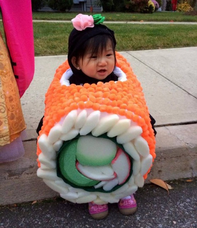 Best ideas about DIY Kids Halloween Costumes . Save or Pin Over 40 of the BEST Homemade Halloween Costumes for Babies Now.