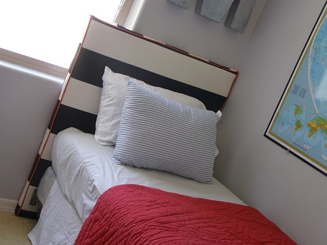 Best ideas about DIY Kids Headboard . Save or Pin DIY upholstered kid s headboards way cute I d do Now.