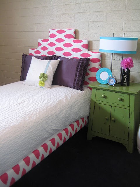 Best ideas about DIY Kids Headboard . Save or Pin 10 Cool DIY Kids Beds Now.