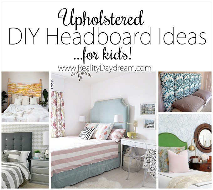 Best ideas about DIY Kids Headboard . Save or Pin Easy Upholstered Tufter Headboard Tutorial Now.