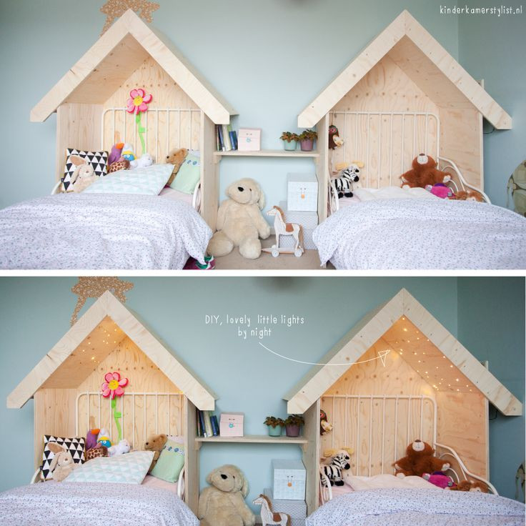 Best ideas about DIY Kids Headboard . Save or Pin 25 best ideas about House beds on Pinterest Now.
