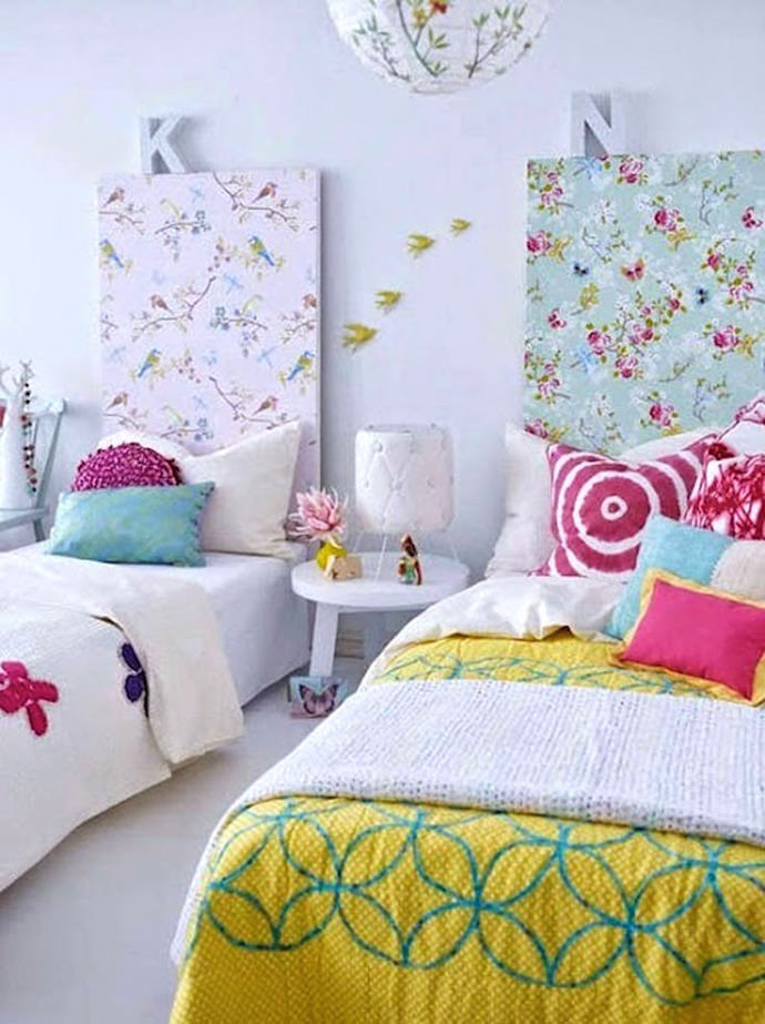 Best ideas about DIY Kids Headboard . Save or Pin DIY Headboards for Kids Rooms Now.