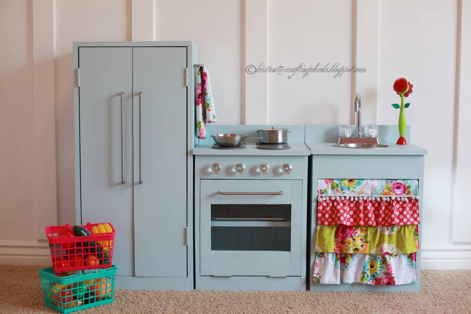 Best ideas about DIY Kids Kitchens . Save or Pin DIY Kids Christmas Gift Ideas Classy Clutter Now.