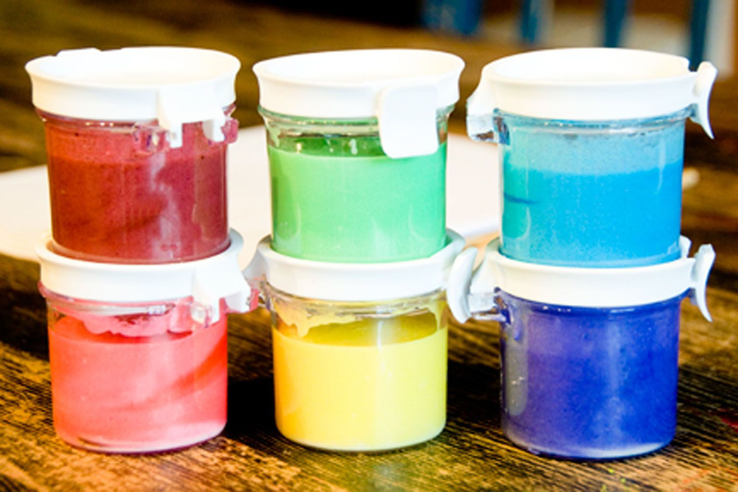 Best ideas about DIY Kids Paint . Save or Pin Dimensional Paint Recipe Now.