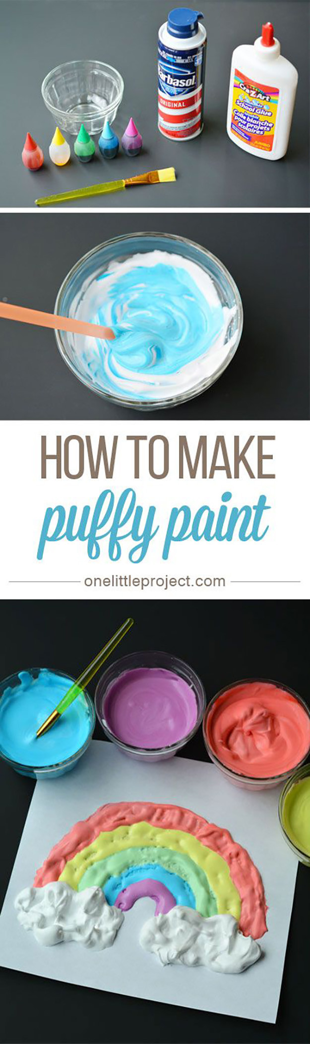 Best ideas about DIY Kids Paint . Save or Pin 21 Easy DIY Paint Recipes Your Kids Will Go Crazy For Now.