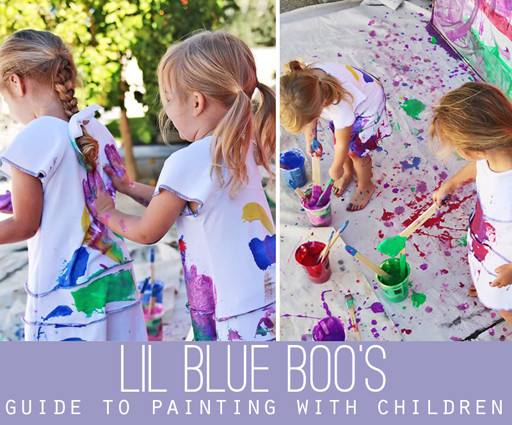 Best ideas about DIY Kids Painting Party . Save or Pin The Gift of Art DIY Art Box and Free Artwork Download Now.
