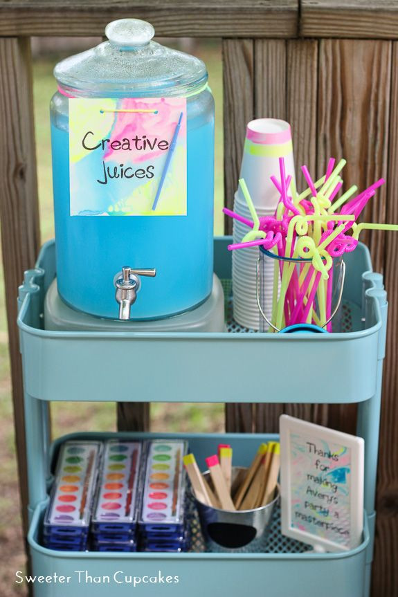 Best ideas about DIY Kids Painting Party . Save or Pin Best 20 Art party favors ideas on Pinterest Now.