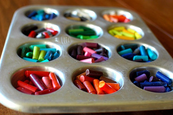 Best ideas about DIY Kids Party Favors . Save or Pin Melted Crayons Favor DIY Wedding Ideas Now.