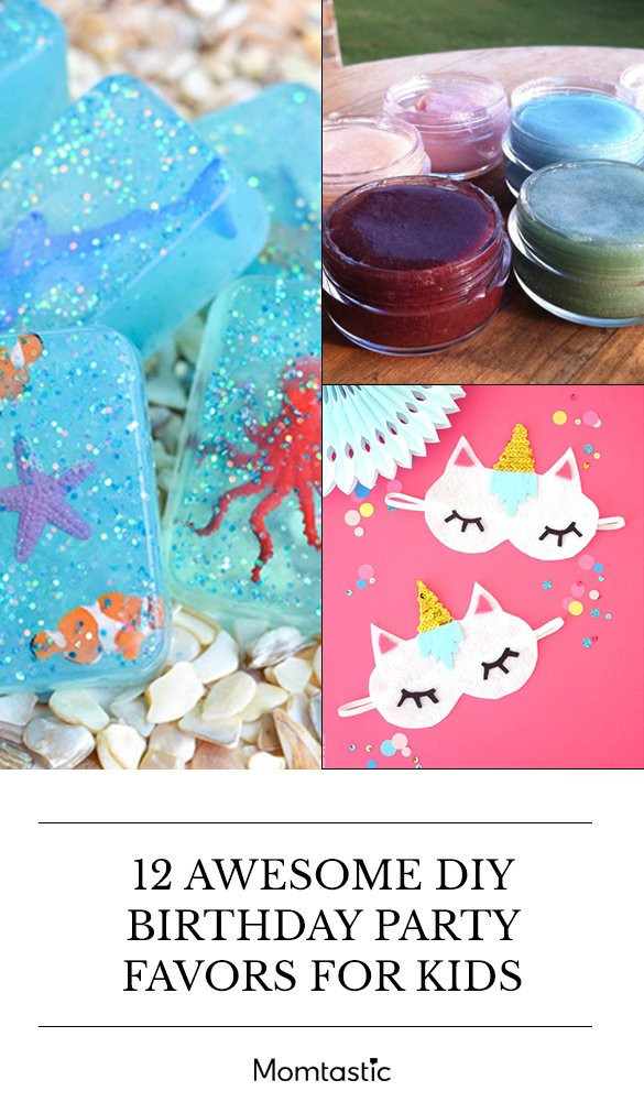 Best ideas about DIY Kids Party Favors . Save or Pin 12 Awesome DIY Birthday Party Favors For Kids Now.