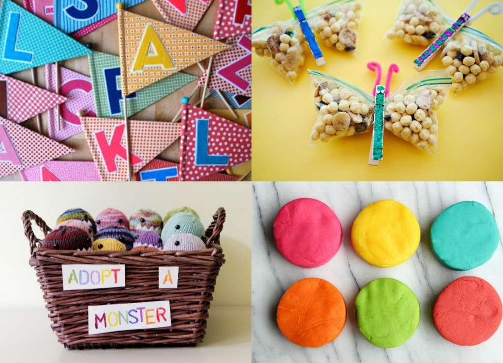 Best ideas about DIY Kids Party Favors . Save or Pin Idee per feste di pleanno per bambini Foto Now.