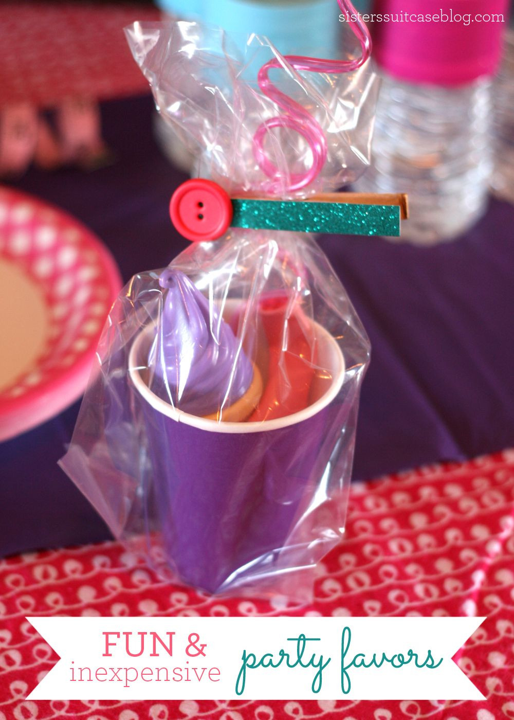Best ideas about DIY Kids Party Favors . Save or Pin Kid Party Favors on Pinterest Now.