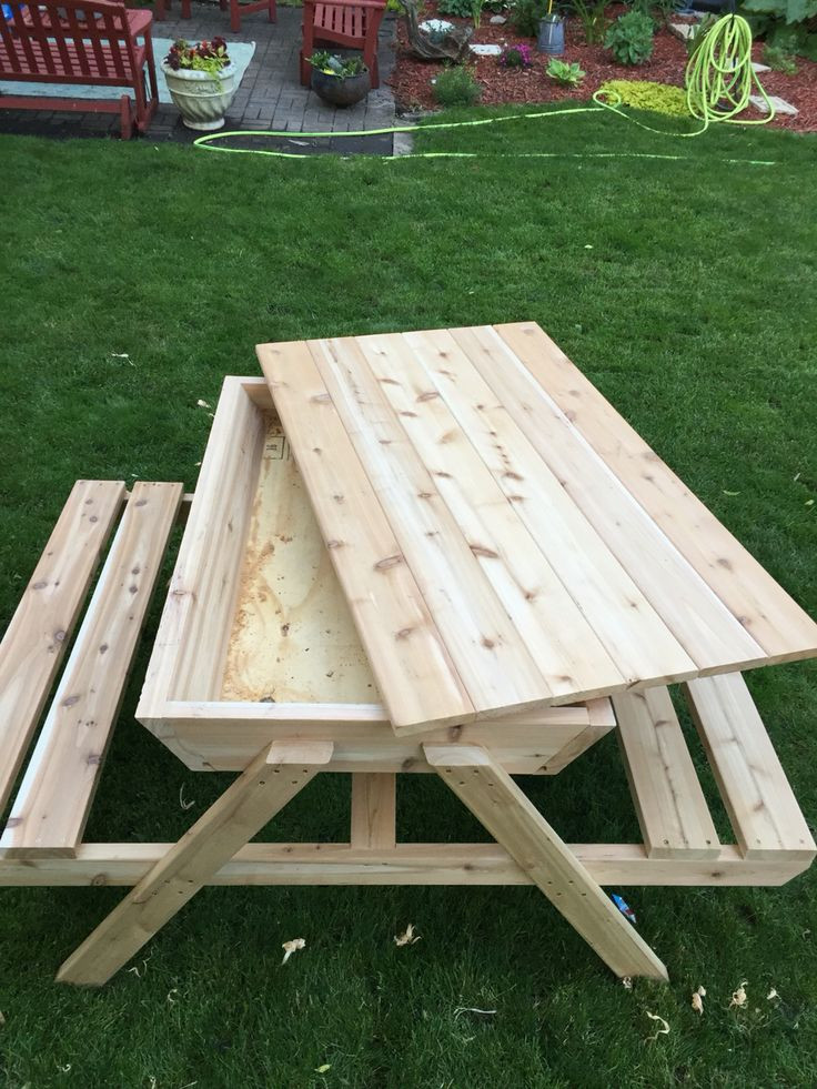 Best ideas about DIY Kids Picnic Table . Save or Pin 25 Best Ideas about Kids Picnic Table Plans on Pinterest Now.