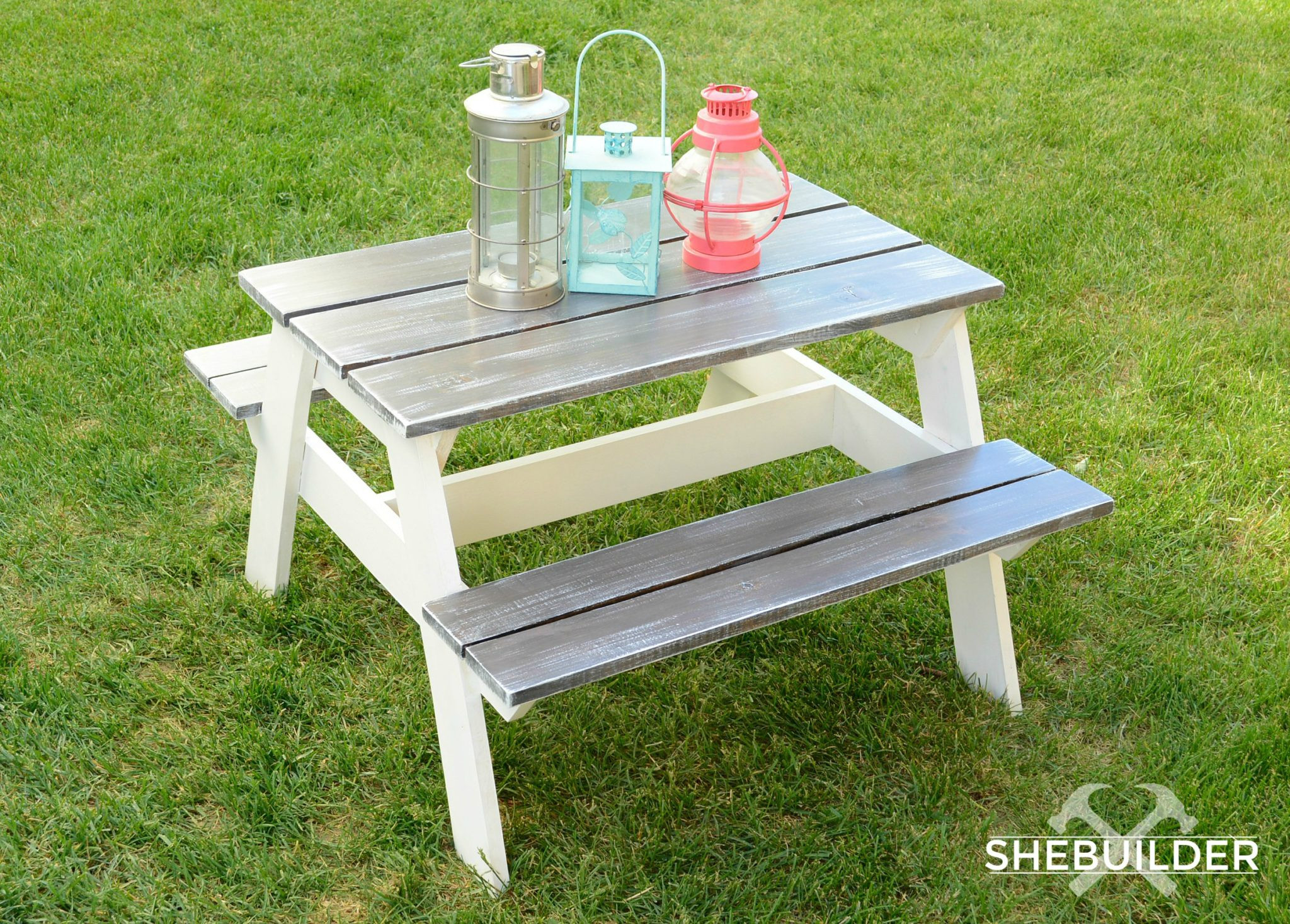 Best ideas about DIY Kids Picnic Table . Save or Pin Adorable DIY Cereal Box Pineapples Tinsel Wheat Now.