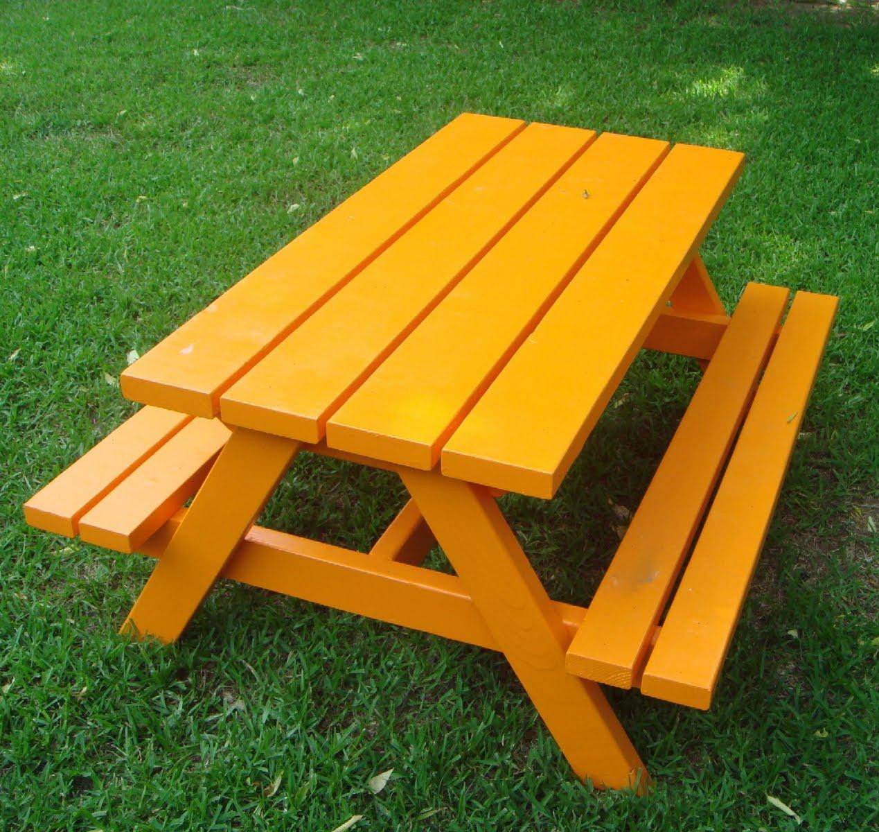 Best ideas about DIY Kids Picnic Table . Save or Pin Ana White Now.