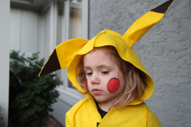 Best ideas about DIY Kids Pikachu Costume . Save or Pin Pikachu Costume Now.
