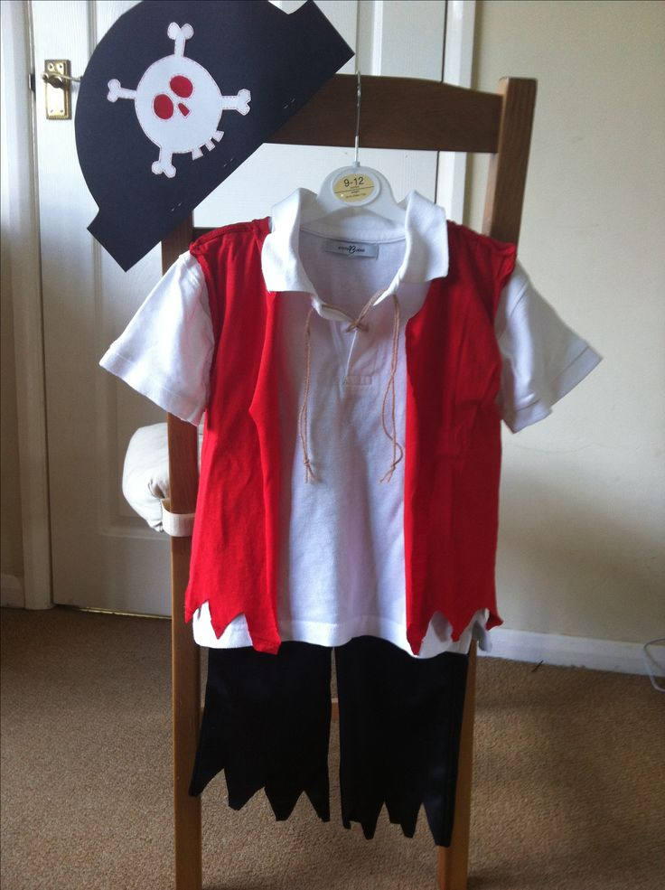 Best ideas about DIY Kids Pirate Costume . Save or Pin Best 25 Homemade pirate costumes ideas on Pinterest Now.