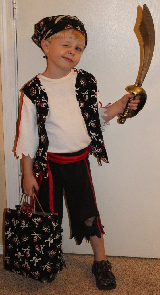 Best ideas about DIY Kids Pirate Costume . Save or Pin 25 best ideas about Diy pirate costume on Pinterest Now.