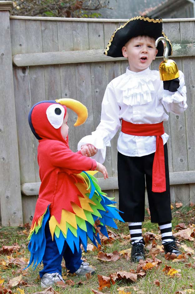 Best ideas about DIY Kids Pirate Costume . Save or Pin 25 Argh tastic DIY Pirate Costume Ideas Now.
