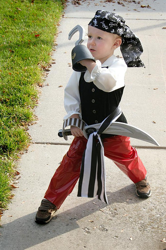 Best ideas about DIY Kids Pirate Costume . Save or Pin Toddler Pirate Costumes Now.