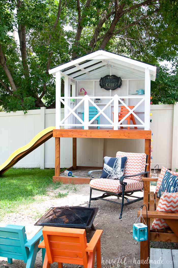 Best ideas about DIY Kids Playhouse . Save or Pin How to Build an Outdoor Playhouse for Kids Houseful of Now.