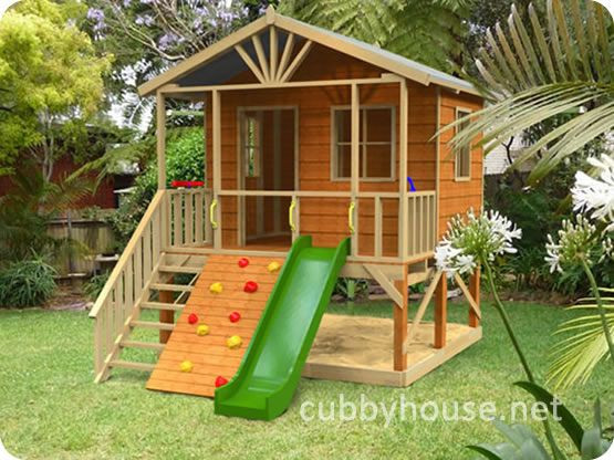 Best ideas about DIY Kids Playhouse . Save or Pin Cubbyhouse kits Diy Handyman Cubby house Cubbie house Now.