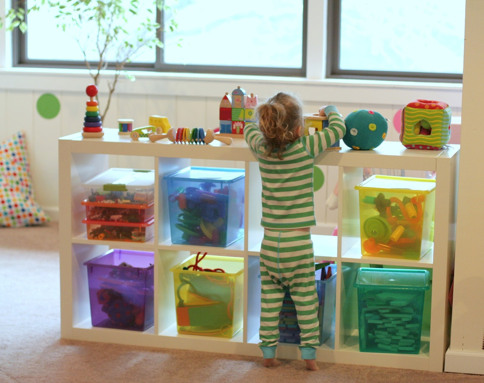Best ideas about DIY Kids Playroom . Save or Pin Playroom Design DIY Playroom with Rock Wall Now.