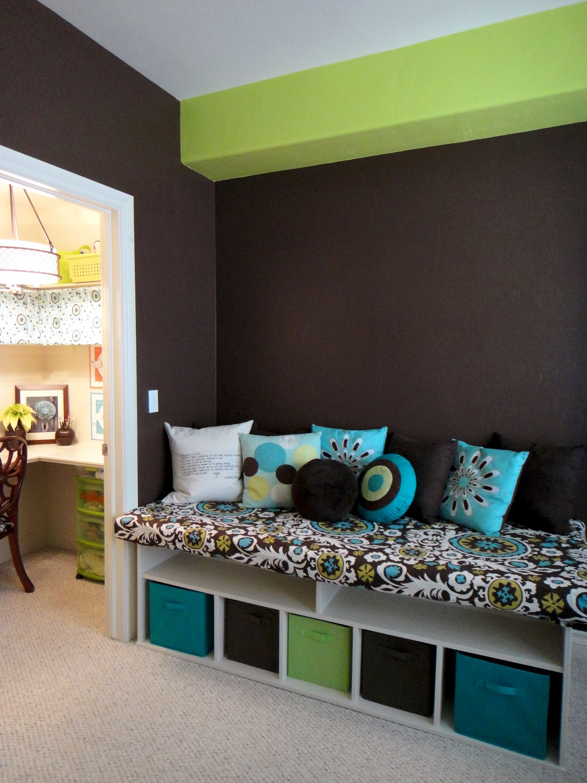 Best ideas about DIY Kids Playroom . Save or Pin Worth Pinning Playroom storage solution Now.