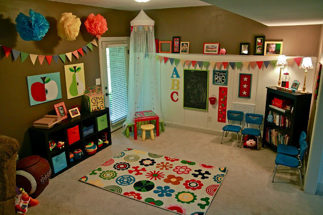 Best ideas about DIY Kids Playrooms . Save or Pin Dream Play Rooms Teaching Mama Now.