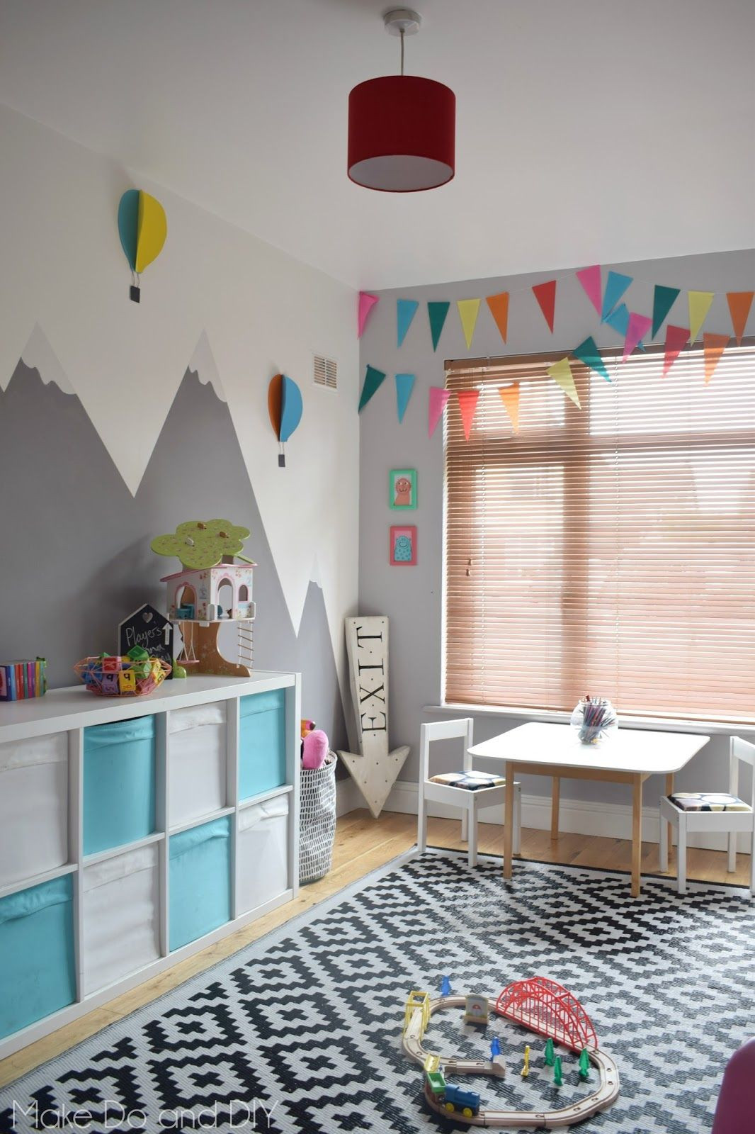 Best ideas about DIY Kids Playrooms . Save or Pin adventure playroom makeover diy Now.